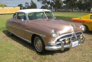 1951-'53 Hudson Hornet Club Coupe