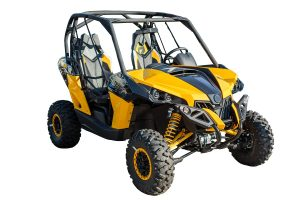 Side by sides quad bike