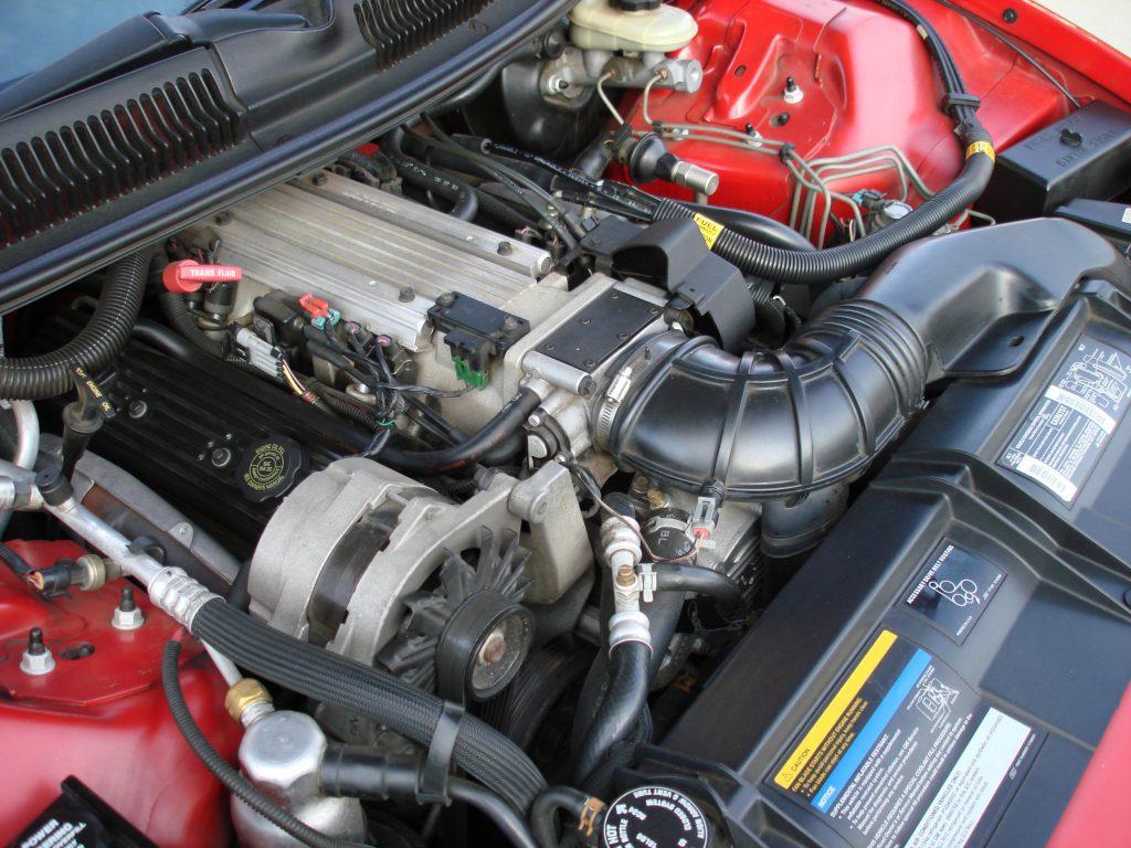 Chevrolet Camaro Engine