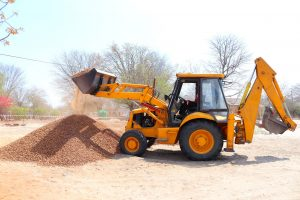 heavy equipment vehicles